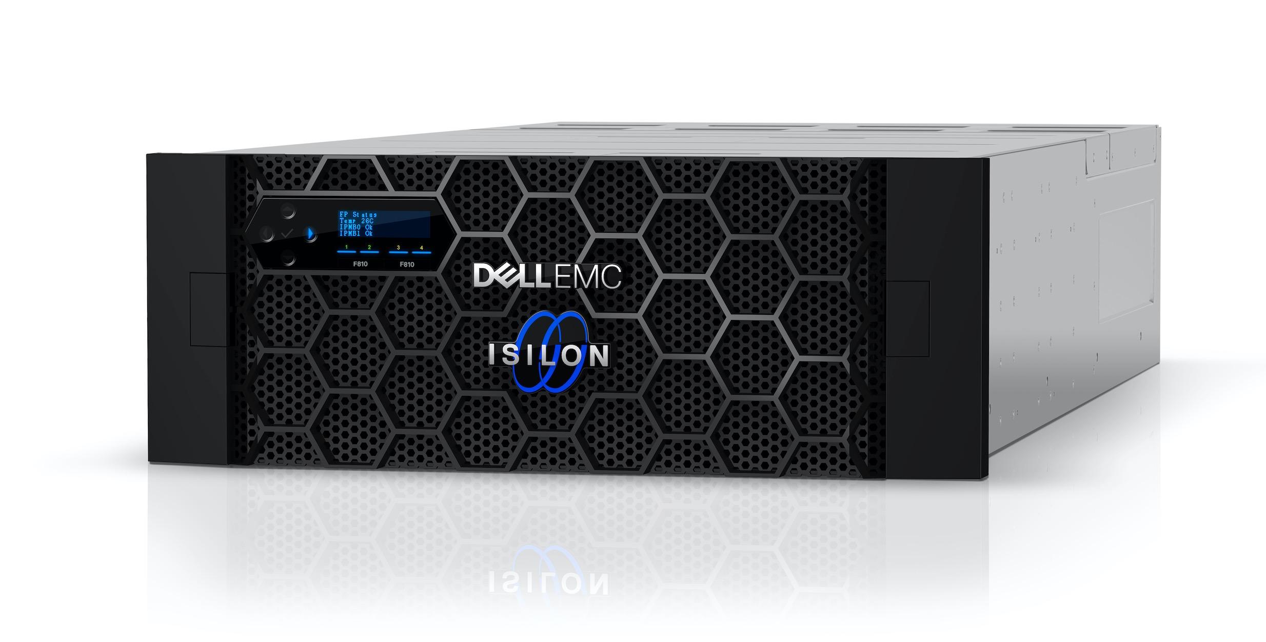 全新Isilon和ClarityNow解决方案发布